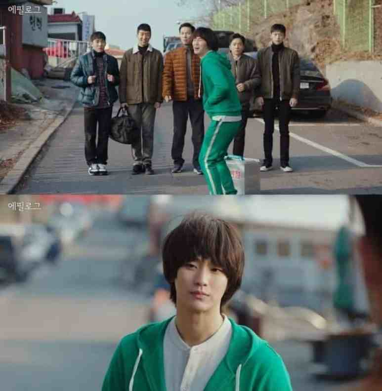 Kim Soo-Hyun and the Team of Five