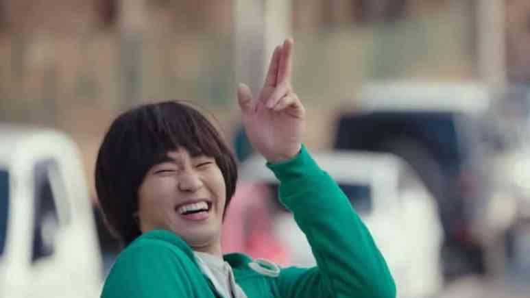 Kim Soo-Hyun cameo in Crash Landing on You