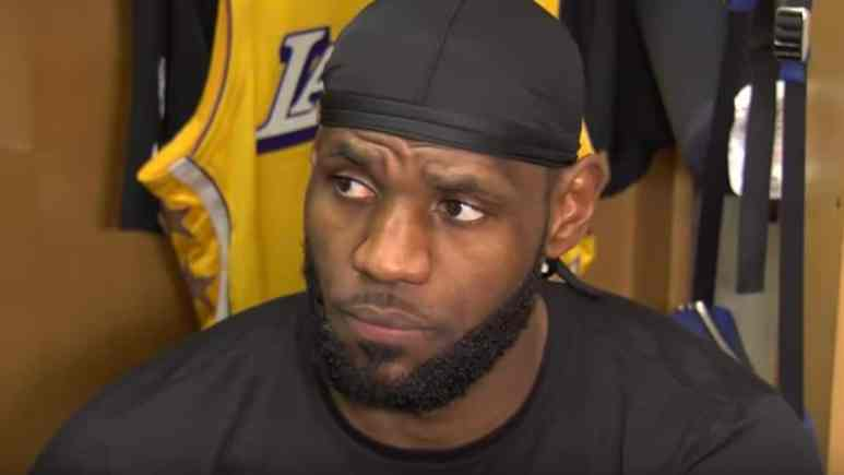 lebron james new tattoo photos surface online