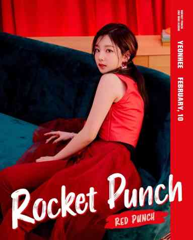 Yeonhee of Rocket Punch