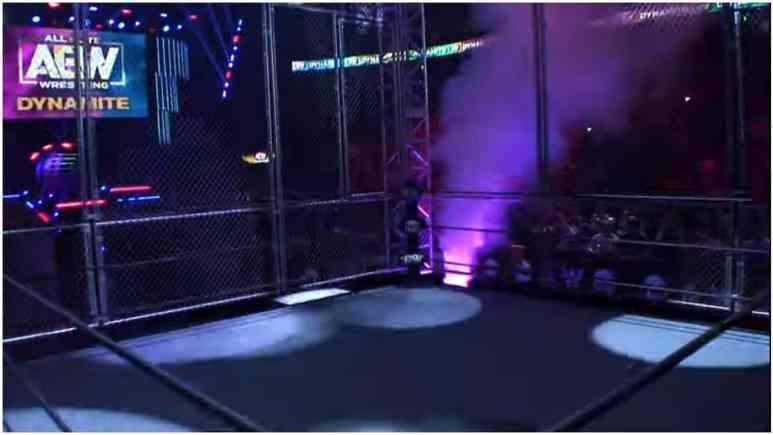 AEW announces Blood & Guts War Games match at an upcoming Dynamite