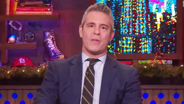 Andy Cohen shares message to Below Deck fans.