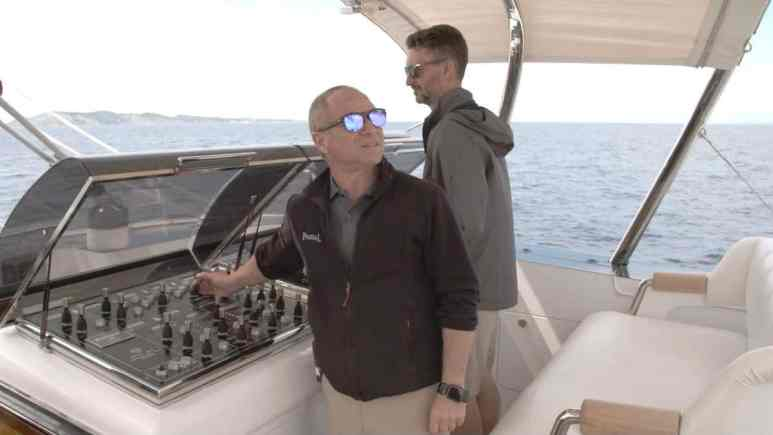 Below Deck Sailing Yacht's Captain Glenn is the newest member of the Bravo franchise.