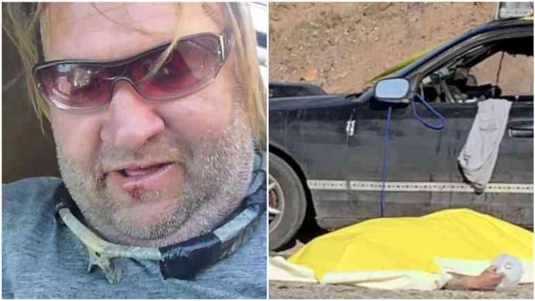 Conald Eugene Petersen death