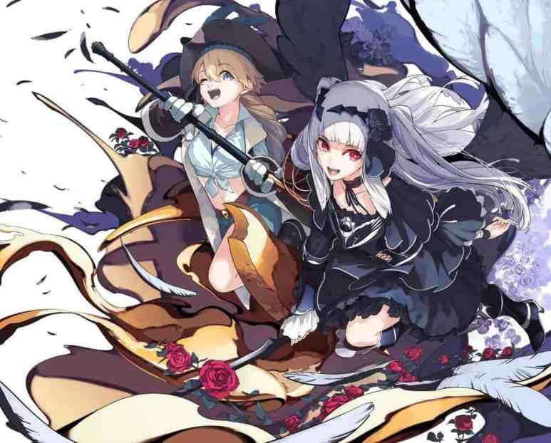 Crow Record Infinite Dendrogram Another Manga