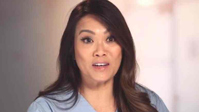 Dr. Sandra Lee Dr. Pimple Popper patient process