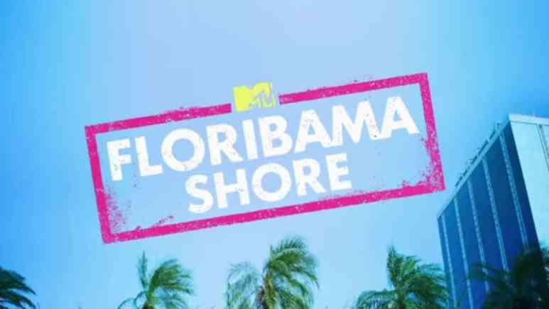 Floribama Shore logo.