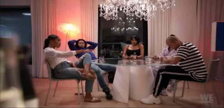 Sam, Egypt, Pepa, Tee Tee and Tyron on Growing Up Hip Hop