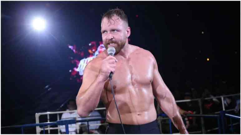 AEW star Jon Moxley considered quitting wrestling when he left WWE