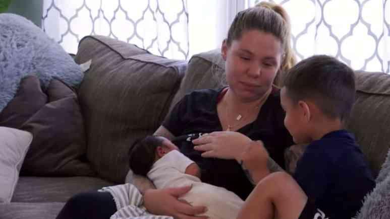 Kailyn Lowry on Teen Mom 2