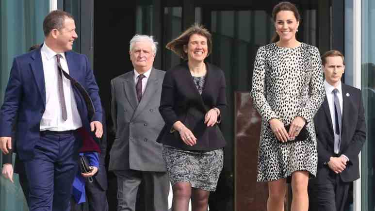 Kate Middleton, Duchess of Cambridge, sparks fourth pregnancy rumors.