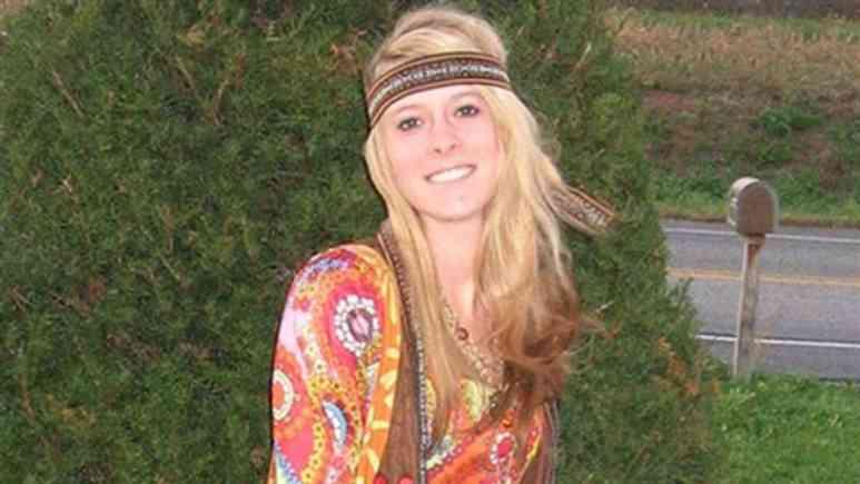 Kortne Stouffer smiling for a photo