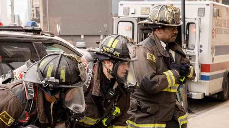 Chicago Fire Season 8 Episode 14 recap: A helping hand goes a long way