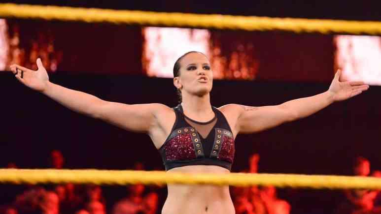 Shayna Baszler shows up on WWE Monday Night Raw and sets up major WrestleMania match