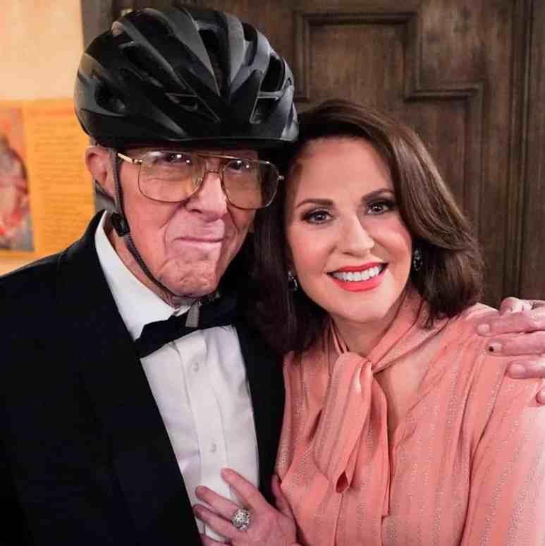 Charles C Stevenson Jr and Megan Mullally reunite for season 11 of Will & Grace
