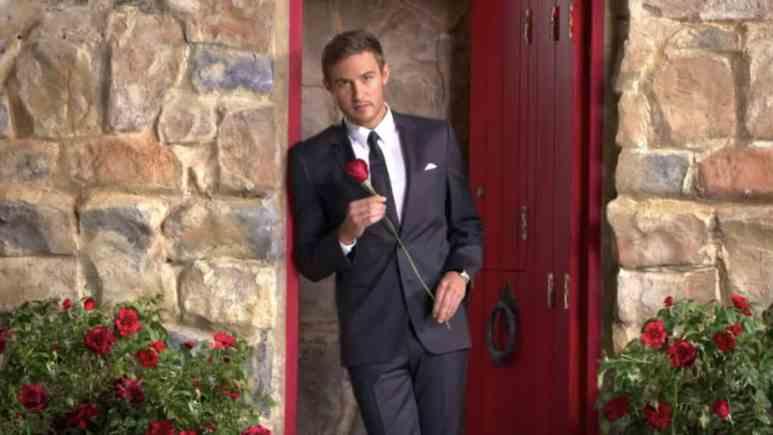 The Bachelor star Peter Weber