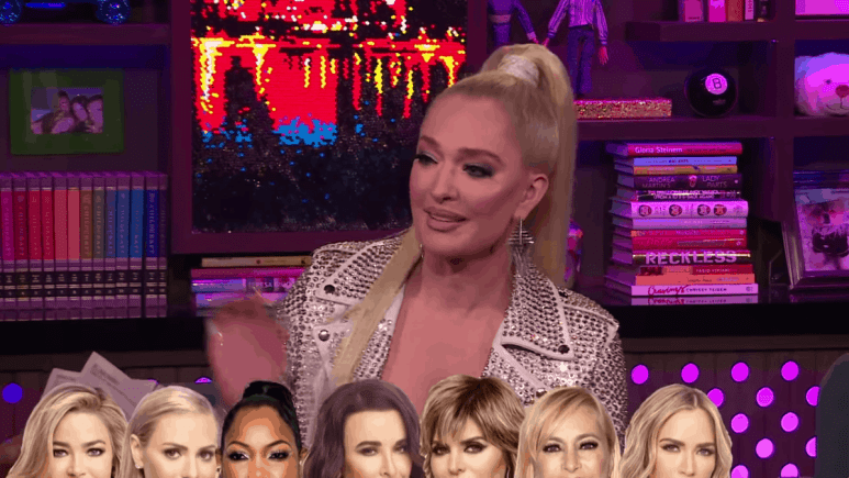 Erika Jayne reveals that Lisa Rinna is the biggest pot stirrer on RHOBH season 10