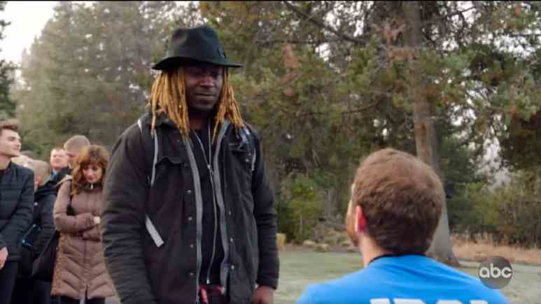 American Idol Jovin Webb signs up to audition