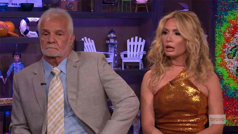 Captain Lee Rosbach and Chief Stew Kate Chastain got each other's backs during the Below Deck Season 7 reunion