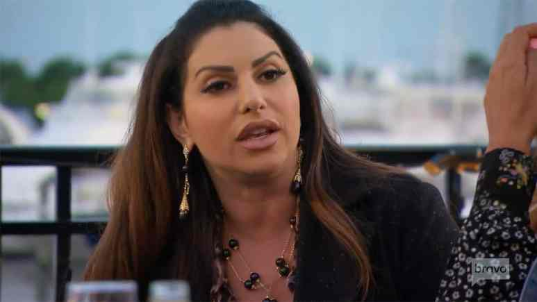 Jennifer Aydin on Real Housewives of New Jersey Season 10