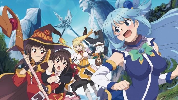 Gamers Discussion Hub konosuba-season-3 10 New Reincarnated Into Fantasy World Anime [2021]