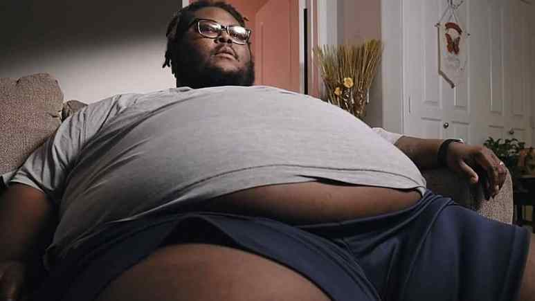 Travis Henry had a life then he ate it away, but what is eating at him? Pic credit: TLC.