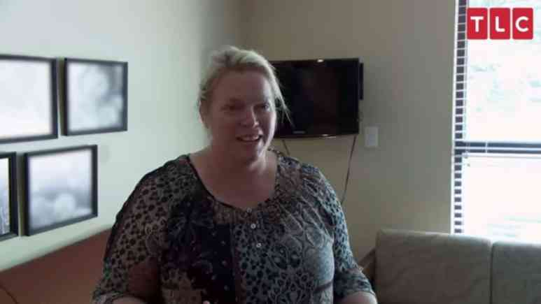 Janelle Brown from this season of Sister Wives