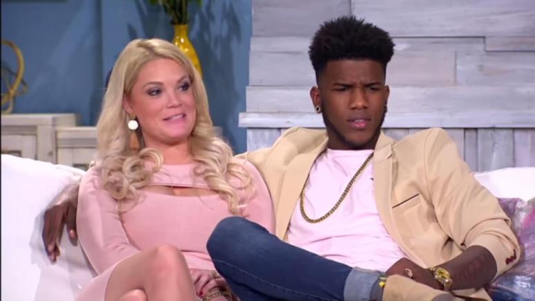Ashley and Jay on 90 Day Fiance