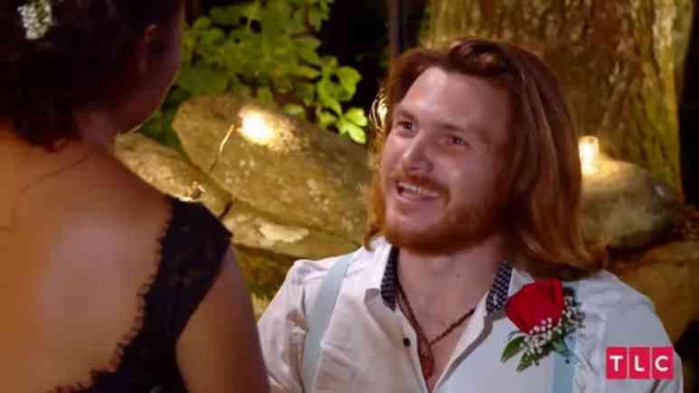 Syngin at his wedding