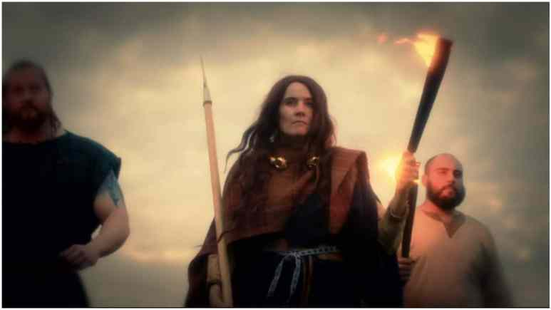 Who is Boudica the warrior queen as seen on Expedition Unknown?