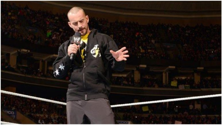 WWE is reportedly the reason CM Punk is not coming out of retirement