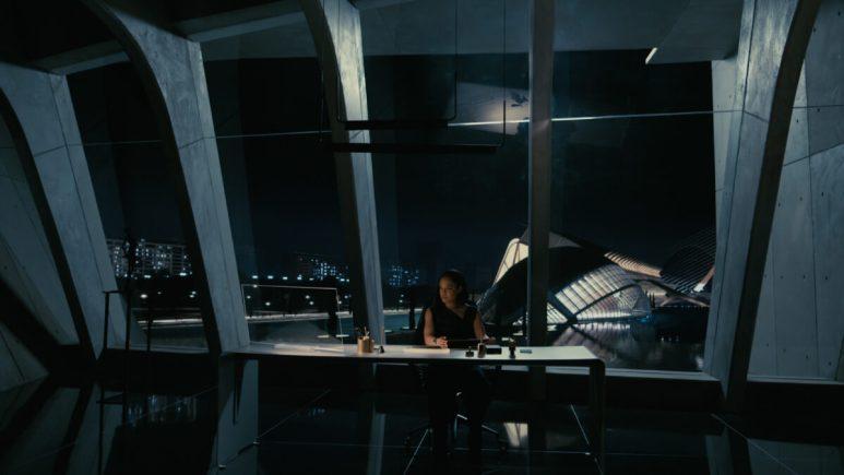 Tessa Thompson stars as Charlotte Hale