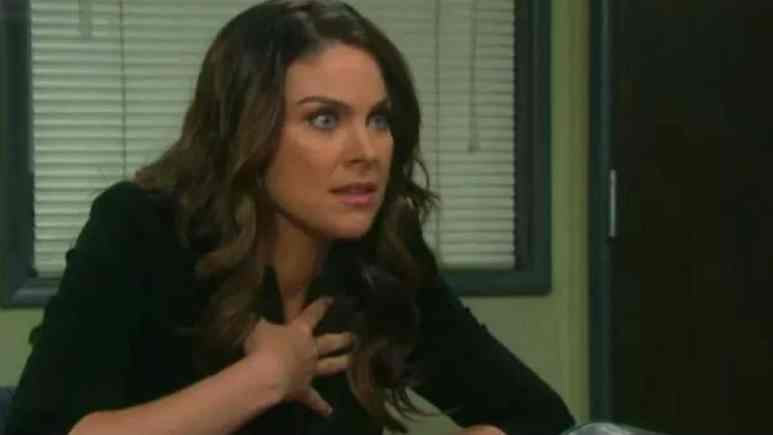 Nadia Bjorlin returns to Days of our Lives as Chloe Lane.