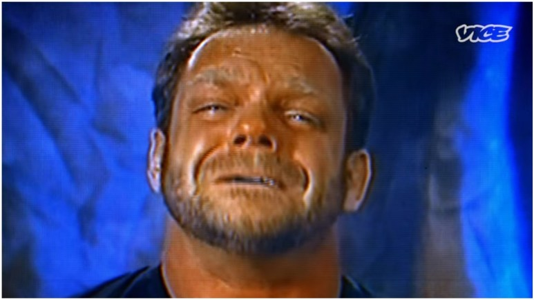 Dark Side of the Ring: Chris Benoit review: A touching resolution to a horrific tragedy