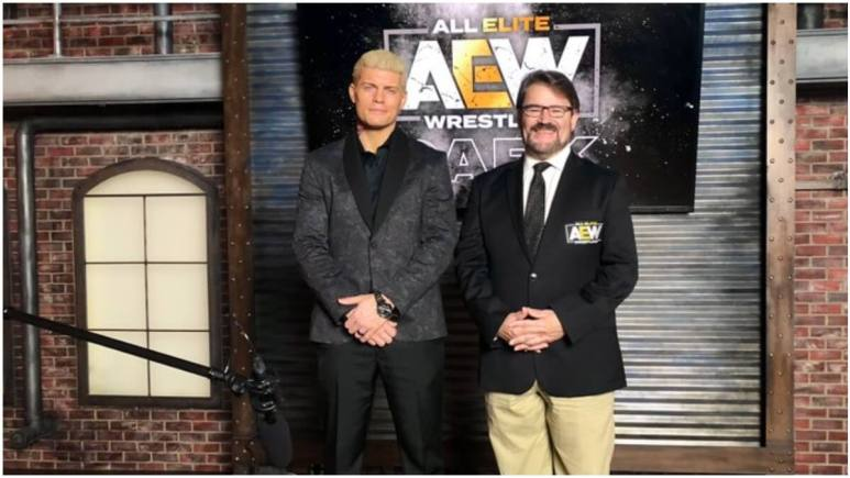Cody Rhodes teases big announcement on Monday for All Elite Wrestling