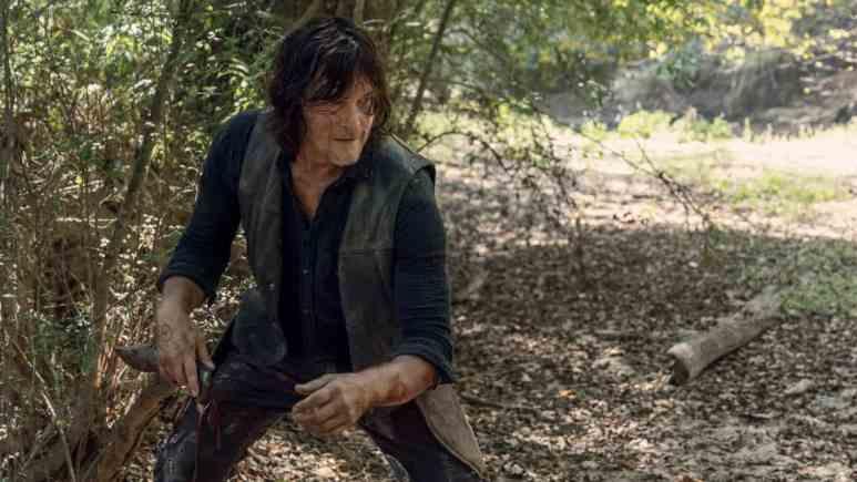 Norman Reedus stars as Daryl Dixon