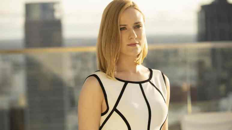 Evan Rachel Wood stars as Dolores