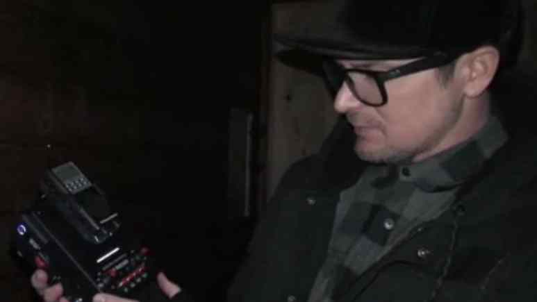 Ghost Adventures exclusive: Zak Bagans leveled by pain from distressed child spirit as meter goes off
