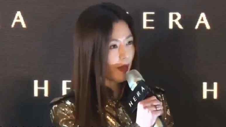 Actress Gianna Jun (Jun Ji-hyun)