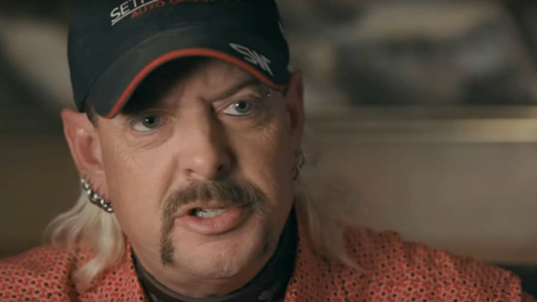Tiger King star Joe Exotic wants pardon, claims prison abuse