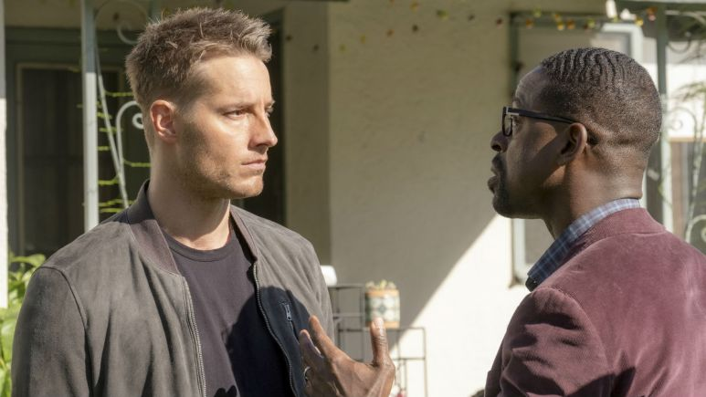 Fans are losing it over the dramatic Kevin and Randall fight on This Is Us.