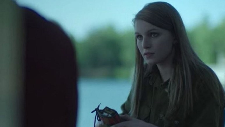 Actress Madison Thompson in Ozark