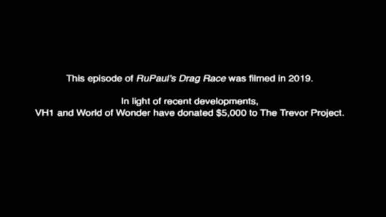 RuPaul's Drag Race title card
