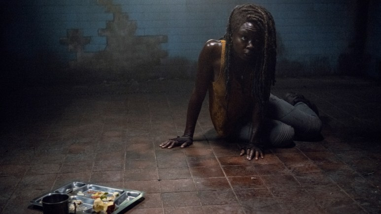 Danai Gurira stars as Michonne
