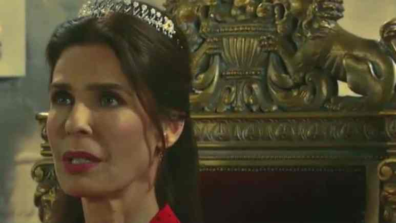 Princess Gina on Days of our Lives.