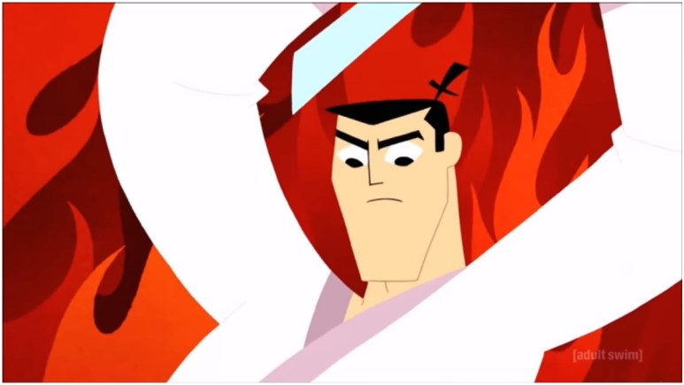 The entire Samurai Jack series is free to watch for those in isolation