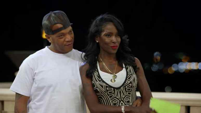Styles P and Adjua on Marriage Boot Camp Hip Hop Edition