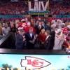 Super Bowl 54 Chiefs