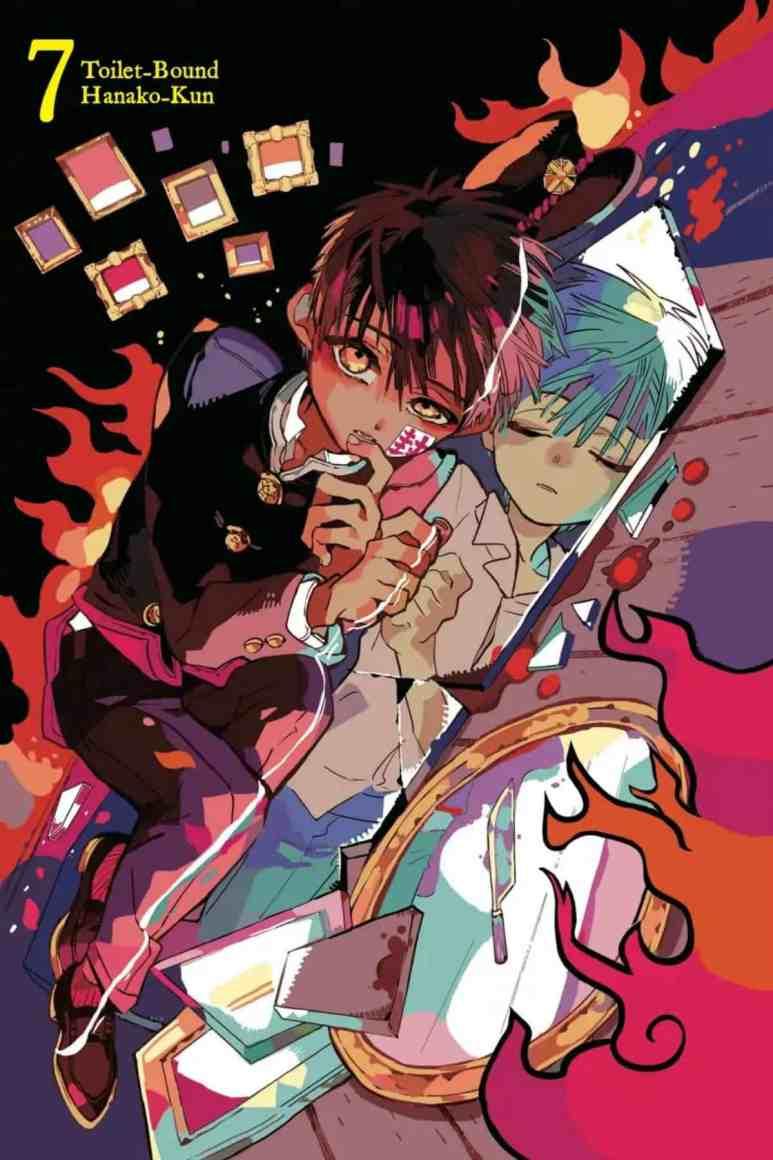Toilet-Bound Hanako-kun Manga Volume 7 Art