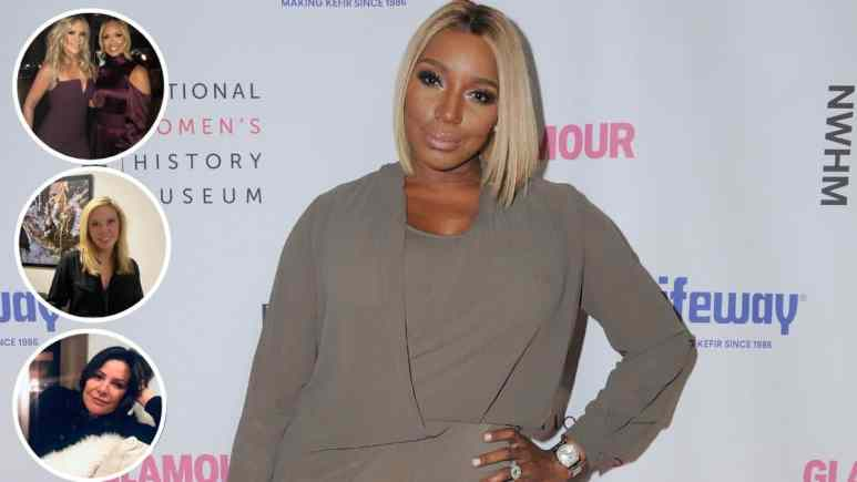 Nene Leakes wants a talk show with Ramona Singer, Tamra Judge and other housewives
